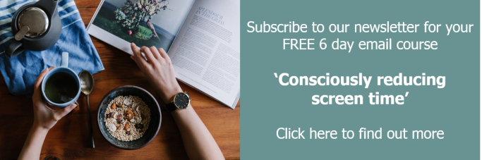 Free reduce screen time course