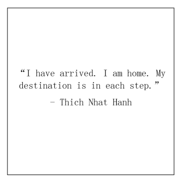 4. Thich Nhat Hanh quote 2