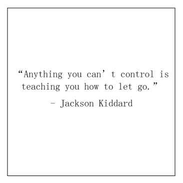 8. Jackson Kiddard quote