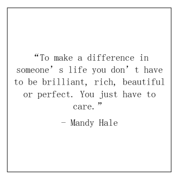 9. Mandy Hale quote
