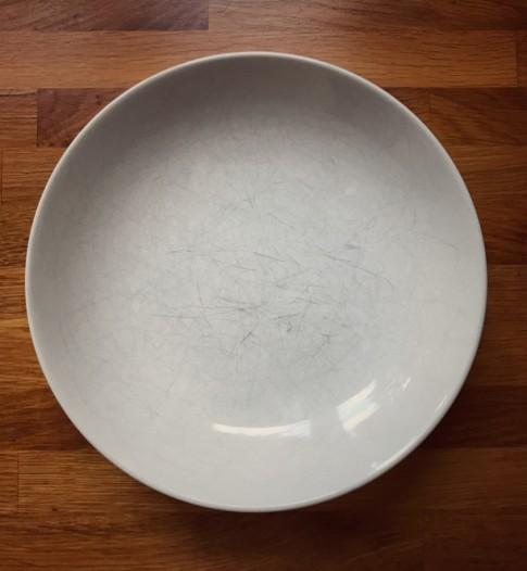 Wabi-sabi plate